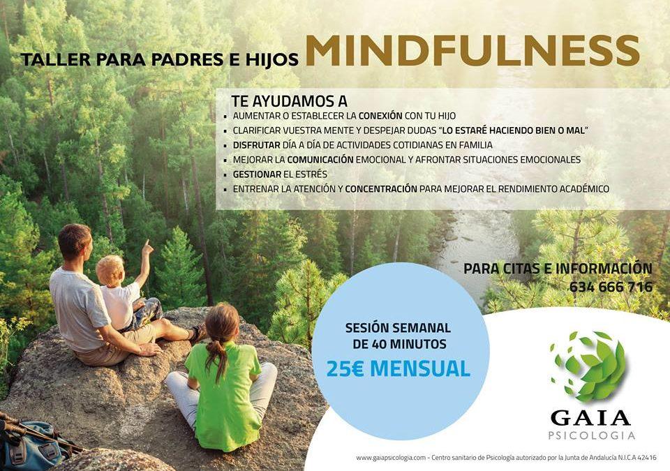 Talleres Mindfulness para padres e hijos